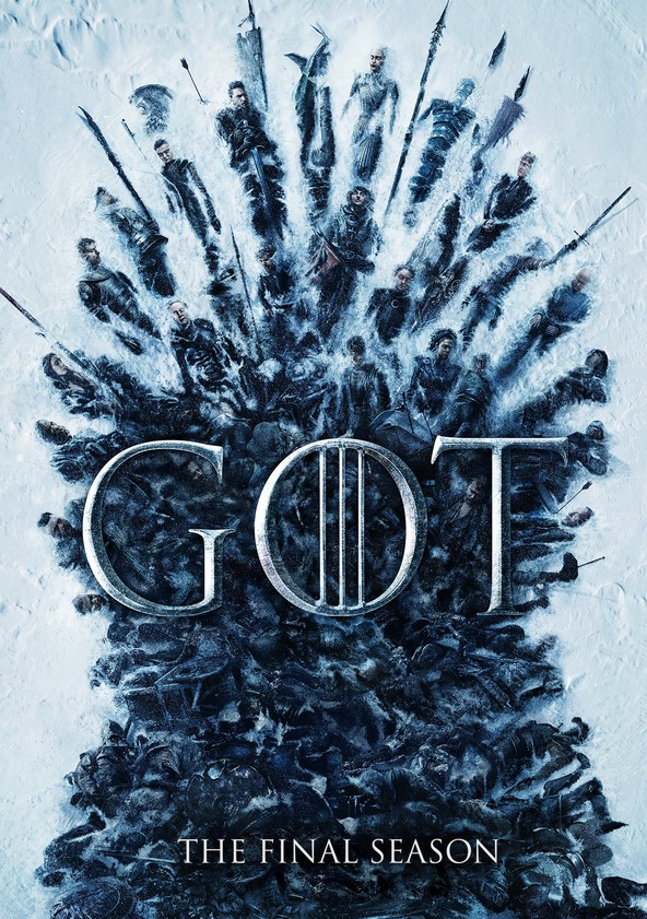 Game of Thrones Kausi 8 poster