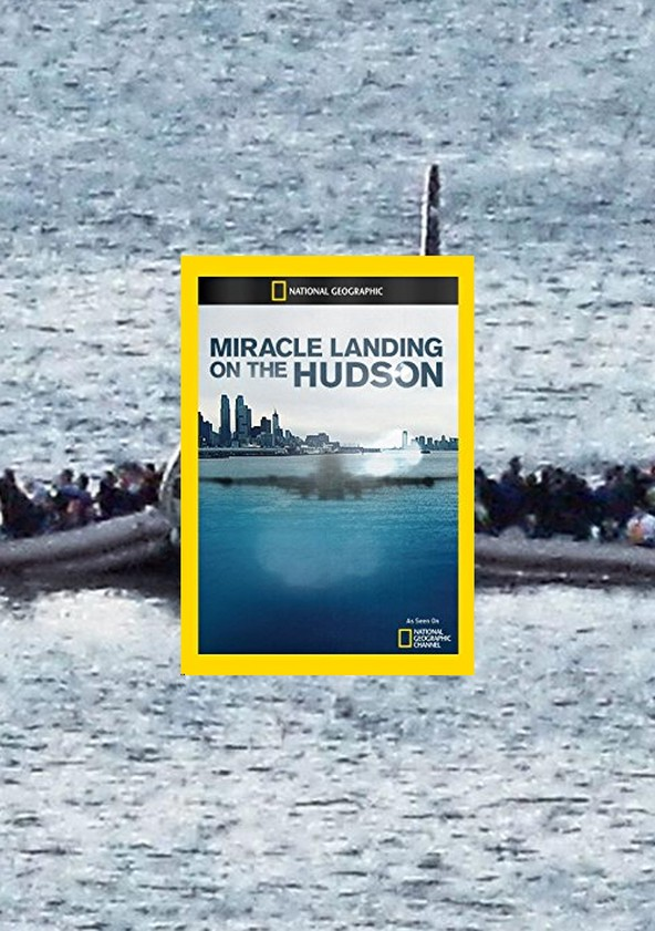 Miracle Landing on the Hudson poster