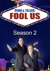 Penn & Teller: Fool Us Season 2