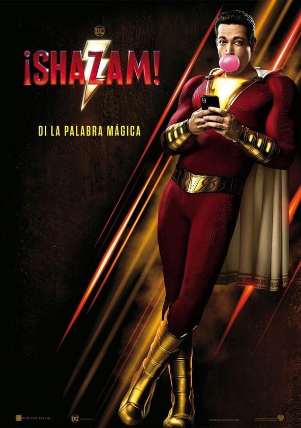 ¡Shazam! poster