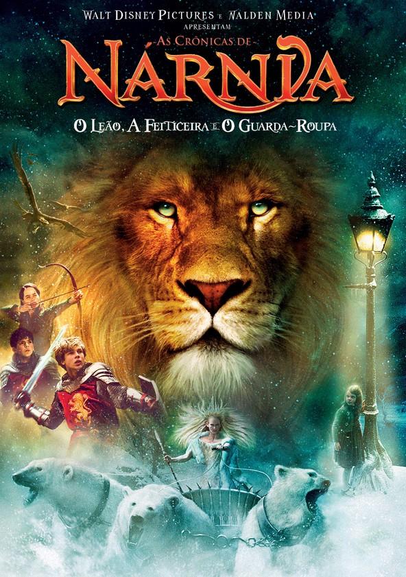 As Crónicas de Nárnia: O Leão, a Feiticeira e o Guarda-Roupa poster