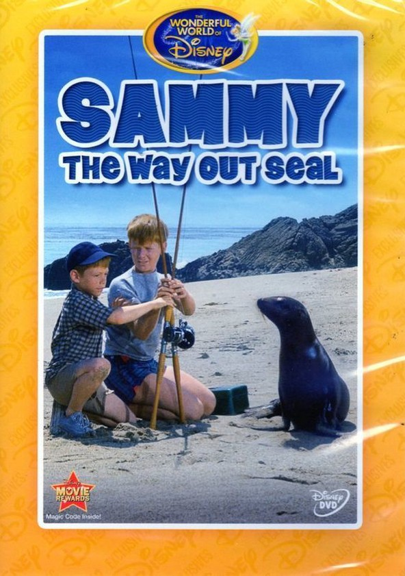 Sammy, the Way-Out Seal poster