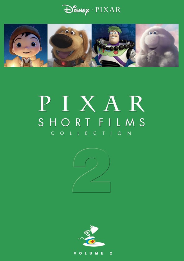 Pixar Short Films Collection: Volume 2