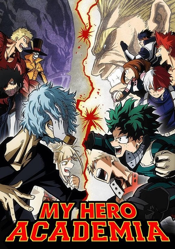 my hero academia free episodes