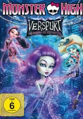 Monster High - Verspukt - Das Geheimnis der Geisterketten
