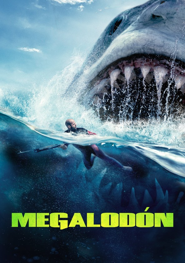 Megalodón poster