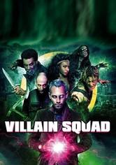 Villain Squad