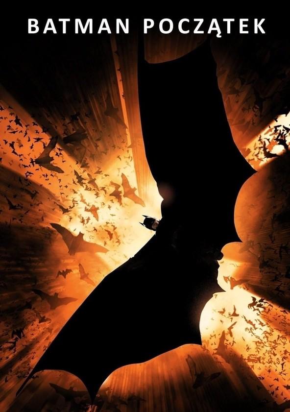 Batman - Początek poster