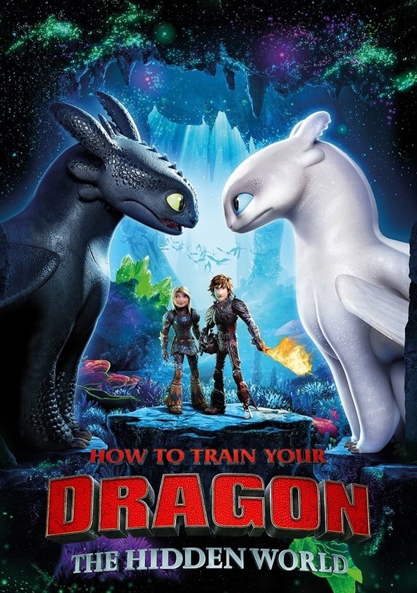 How to Train Your Dragon: The Hidden World poster