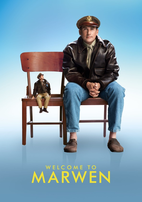 Welcome to Marwen poster