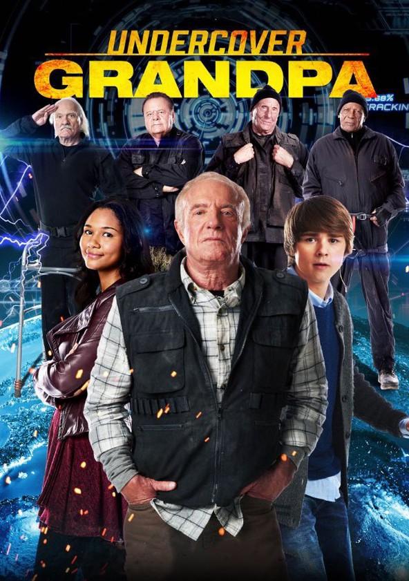 Undercover Grandpa poster