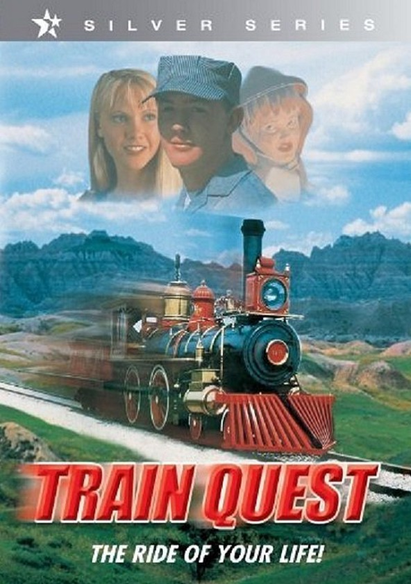 Train Quest poster