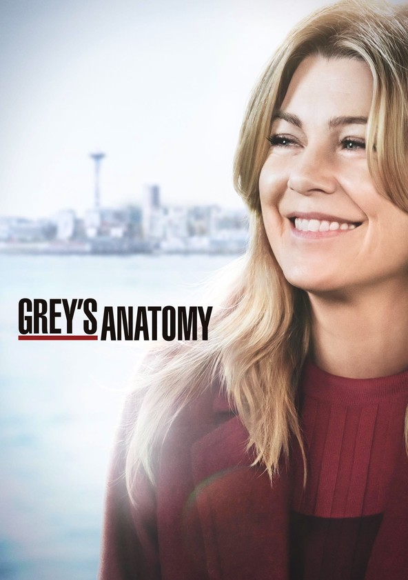 Grey's Anatomy Season 15 poster