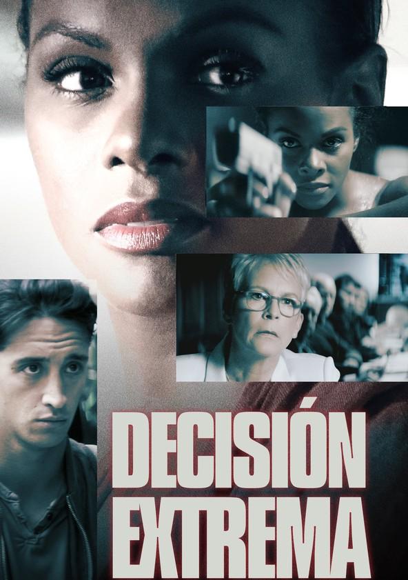 Decisión Extrema poster