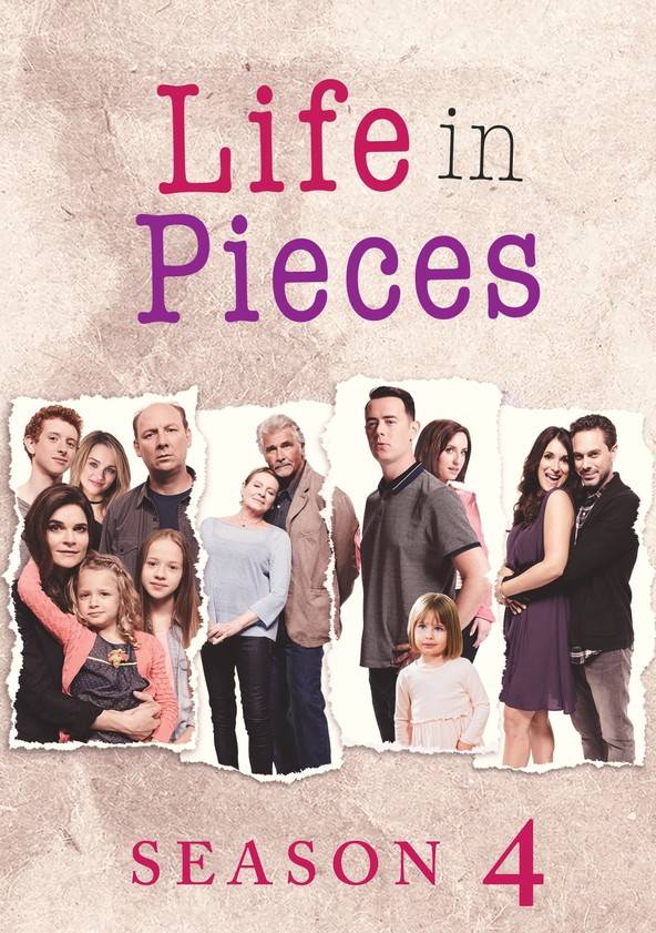 Life in Pieces Season 4 poster