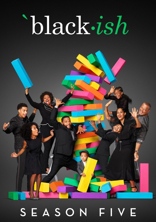 black-ish Season 5 poster