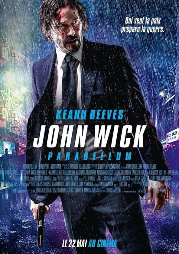 John Wick : Parabellum poster