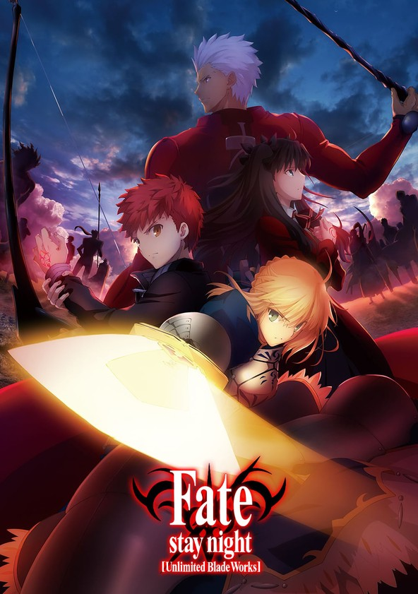 Fate/stay night [Unlimited Blade Works] poster