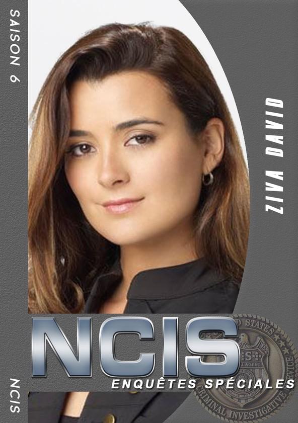 NCIS: Enquêtes Spéciales Saison 6 poster