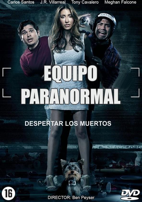 Equipo paranormal