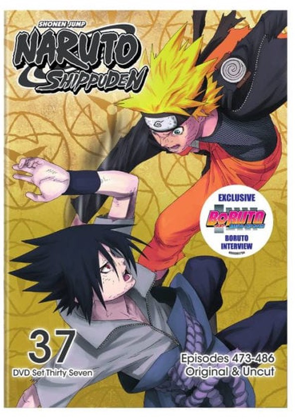 Saison 21 Naruto Shippuden Streaming Ou Regarder Les Episodes