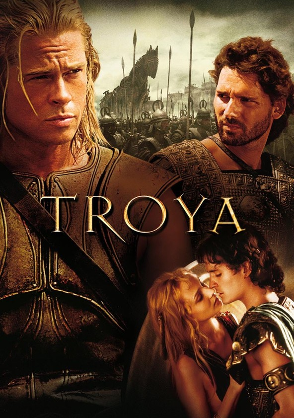 Troya poster