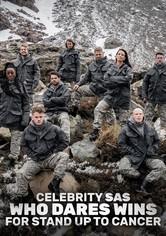 Celebrity SAS: Who Dares Wins for SU2C