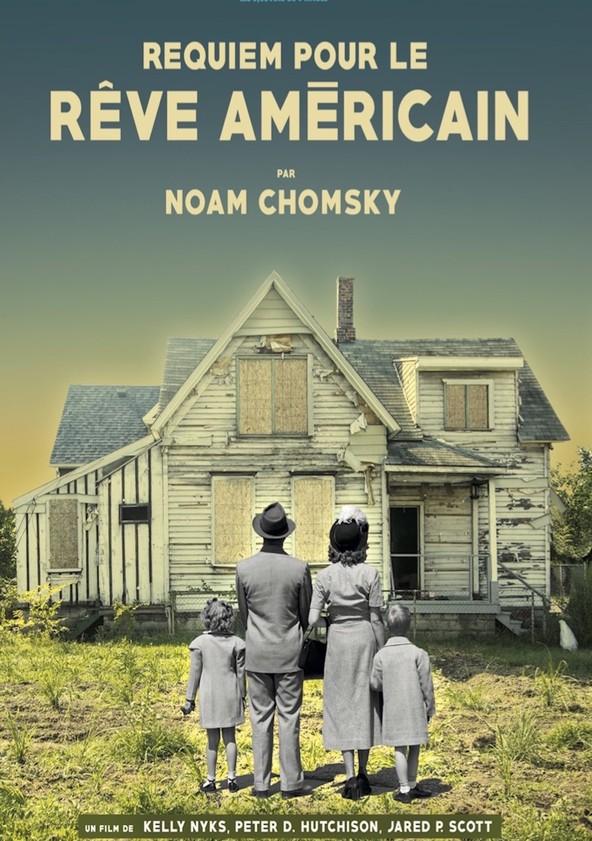 Noam Chomsky : Requiem pour le rêve américain poster
