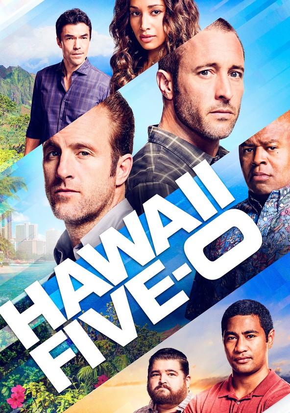 Hawaii 5-0 poster