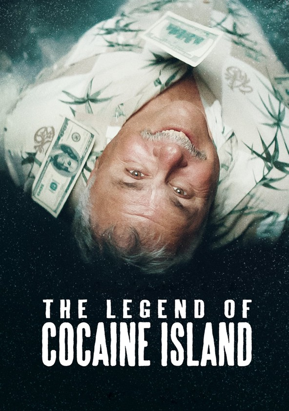 The Legend of Cocaine Island poster