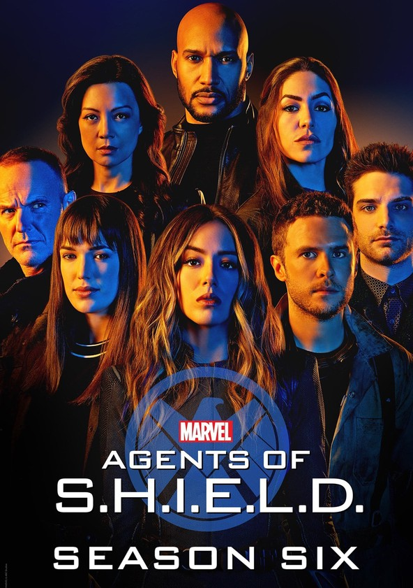 Marvel's Agents of S.H.I.E.L.D. Season 6 poster