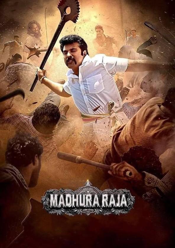 Madura Raja poster