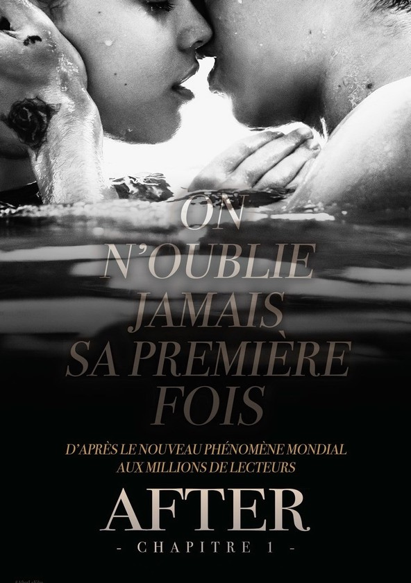 After - chapitre I poster