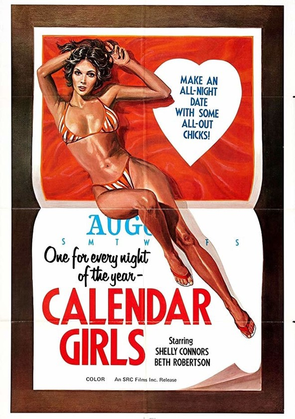 The Calendar Girls