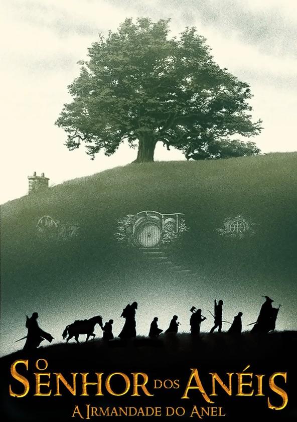 O Senhor dos Anéis - A Irmandade do Anel poster