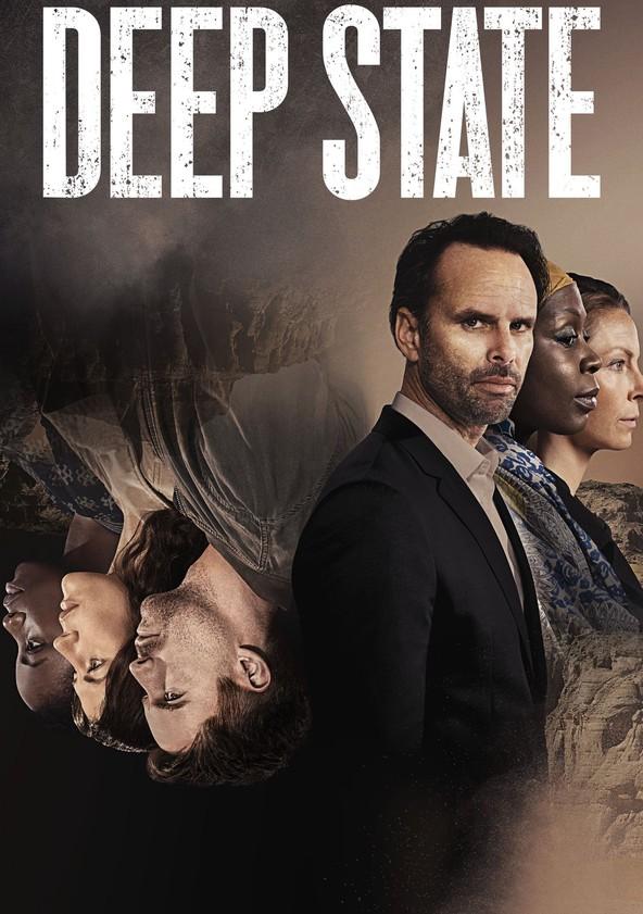 Deep State Season 2 poster