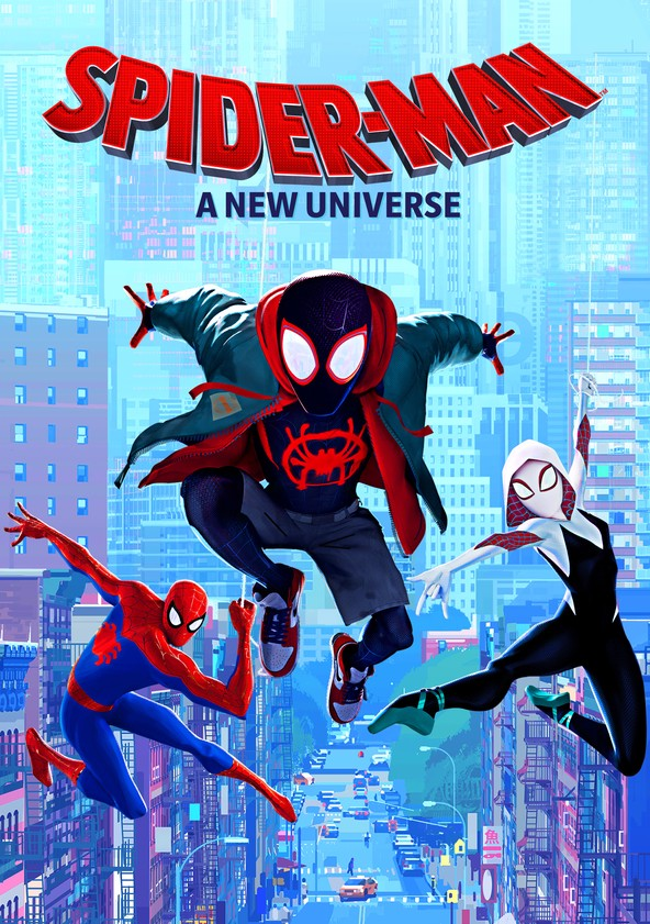 Spider-Man: A New Universe poster
