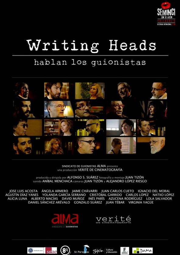 Writing Heads