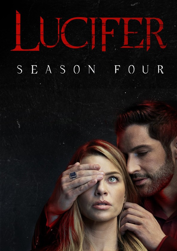 Lucifer Saison 4 poster