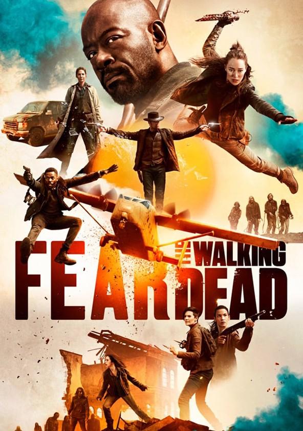 Fear the Walking Dead Staffel 5 poster