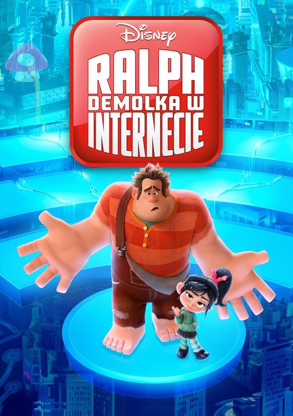 Ralph Demolka w internecie poster