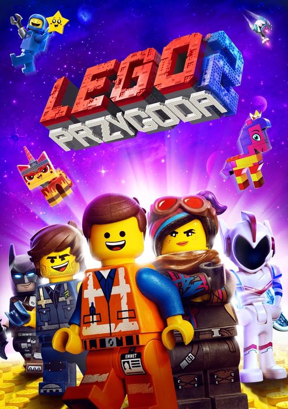 LEGO® PRZYGODA 2 poster