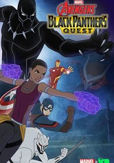 Marvel's Avengers Assemble Season 5 - Black Panther's Quest