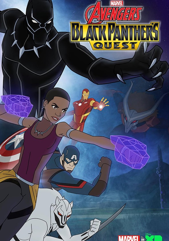 Season 5 - Black Panther's Quest