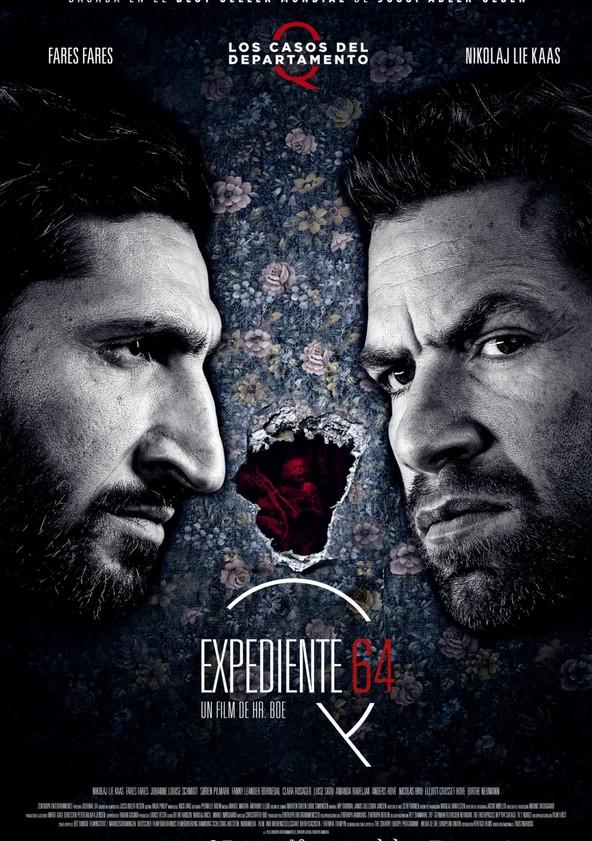 Expediente 64: Los casos del departamento Q
