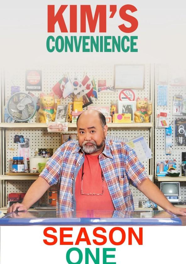 Kim's Convenience Season 1 - watch episodes streaming online