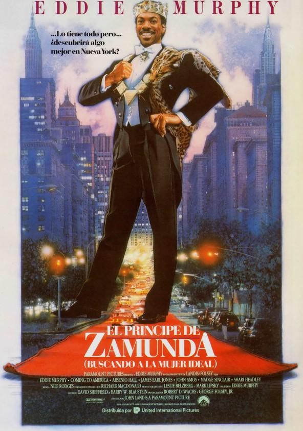 El príncipe de Zamunda
