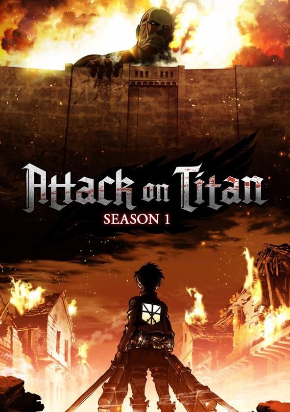 Titaanien sota – Attack on Titan
