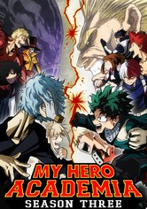 My Hero Academia Staffel 3