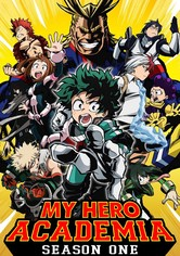 My Hero Academia Staffel 1